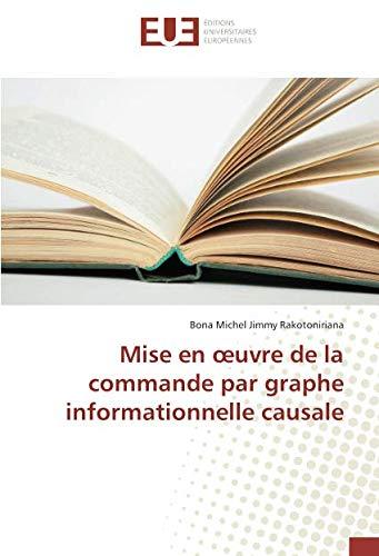 Mise en oeuvre de la commande par graphe informationnelle causale par Bona Michel Jimmy Rakotoniriana