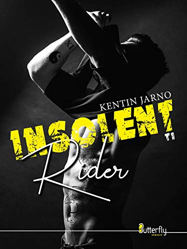 Insolent Rider par  Butterfly EDITIONS SAS