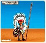 Playmobil 6271 add-on Native American Jefe II (Jap?n importaci?n / El paquete y el manual est?n escritos en japon?s)
