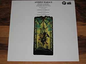 Antoine Mahaut: Symphonies and Concertos / Sinfonie e Concerti / Sinfonien und Konzerte (Schallplatte, VINYL, LP)