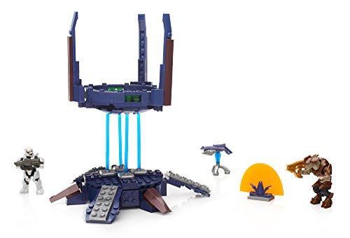 Mattel Mega Bloks DKT68 - Konstruktionsspielzeug, Halo Covenant Sniper Tower