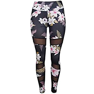 Sporthosen Leggings Damen 2018 Neu Yoga Hose Sportwear Fitness Anzüge Frauen Hemd Hosen für Yoga Workout Jogging Sportanzug Yoga Leggings Elastizität Fitness AnzügeYogahosen Gym Workout Leggings Sport Running Joint Elastische Hose LMMVP