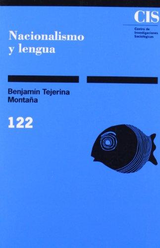 Nacionalismo y lengua (Monografías)