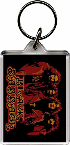Black Sabbath Portachiavi B