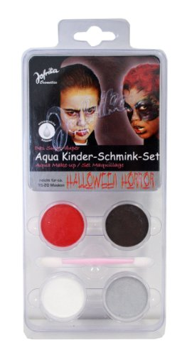 Jofrika Aqua Kinder-Schmink-Set Halloween Horror