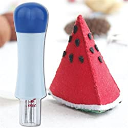 alicenter (TM) Nadelfilzen Griff Halter Werkzeug manuell Wolle Stickerei Hobby Craft Kit J
