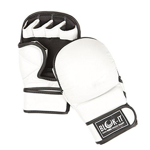 Blok-iT Guantes MMA Protección Mejorada Sparring