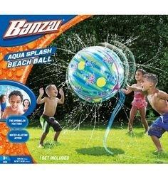 BANZAI 12918 Splash - Pelota de Playa