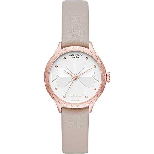 Kate Spade New York Rosebank Damen-Armbanduhr, Taupe - KSW1538,
