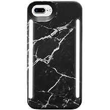 LuMee LD-IP8P-BMR - Estuche para Apple iPhone 6 / 6S / 7 / 8 Plus, color negro