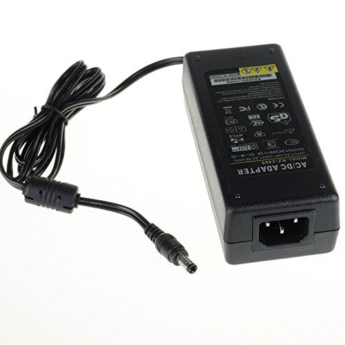 DSLRKIT AC 100-240V to DC 24V 5A 120W Power Adapter DC Port 5.5mm x 2.5mm Dc Power Port