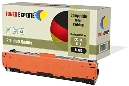 TONER EXPERTE® CF210X 131X Nero Toner compatibile per HP LaserJet Pro 200 Color M251N, M251NW, MFP M276N, MFP M276NW