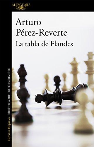 La tabla de Flandes por Arturo Pérez-Reverte