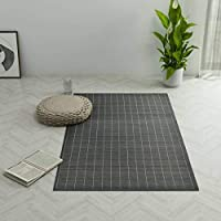 Suchergebnis Auf Amazon De Fur Bambusteppich Grau Teppiche