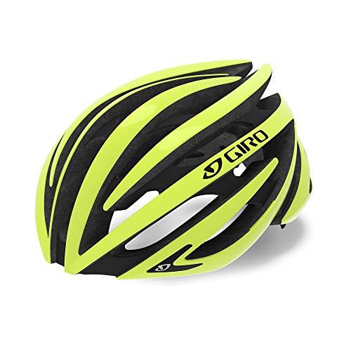 Giro Unisex- Erwachsene Aeon Fahrradhelm Road, Citron, Large/59-63 cm