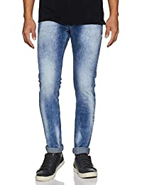 Deniklo Men's Slim Fit Jeans