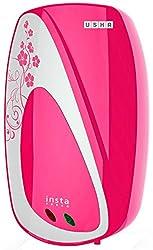 Usha Instafresh 3-Litre 3000-Watt Instant Water Heater (Peach)