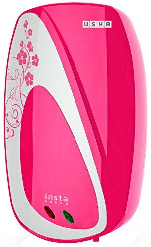 Usha Instafresh 1-litre 3000-watt Instant Water Heater (peach Flower)