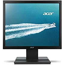 "Acer Essential - Monitor de 17"" (pantalla LED, 1280 x 1024 píxeles, 1 puerto VGA, 11 W), color negro"
