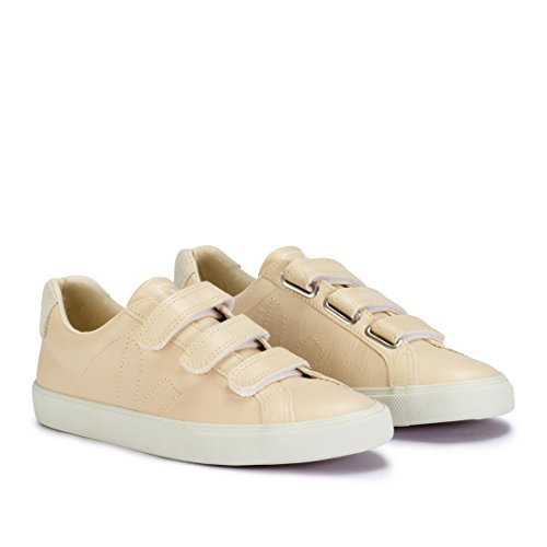 Veja-Esplar-Leather-3-locks-crudo-zapatillas-mujer