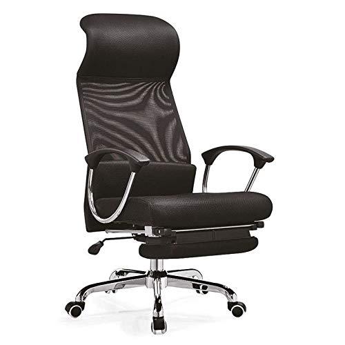 YANGAC Gaming Chair Mesh Silla De Escritorio De Oficina Video Executive Swivel Racing Chair para Pc, Xbox, Playstation