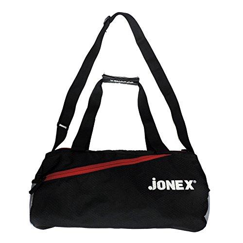 JJ Jonex black gym bag