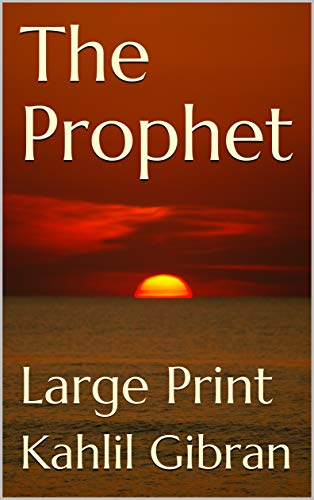 The Prophet: Large Print (English Edition)