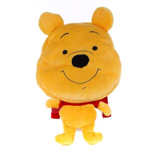 Disney Winnie l'Ourson Sac à Dos en Peluche