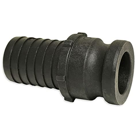 Apache 49012380 Part E Male Cam and Groove Coupler, Polypropylene, 2 by Apache