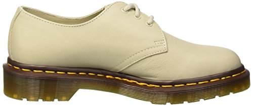 Dr. Martens 1461 Virginia Ivory Damen Derby Bianco (Ivory)