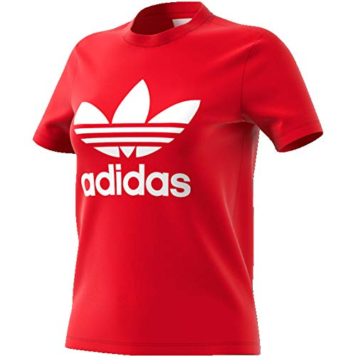 Adidas ed7493, t-shirts donna, scarlet, 42