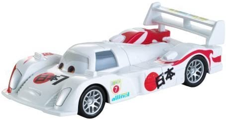 Disney Pixar Cars Pull Backs - Shu Todoroki by Mattel | La Boutique En Ligne