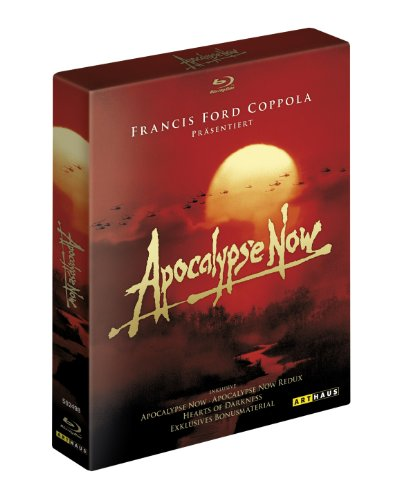 STUDIOCANAL Apocalypse Now - Full Disclosure (inkl. Apocalypse Now / Apocalypse Now Redux / Hearts of Darkness) [Blu-ray] [Deluxe Edition]
