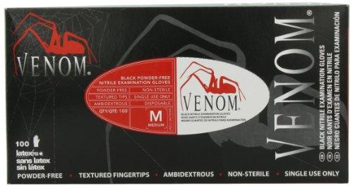 medline-venom-non-sterile-powder-free-latex-free-nitrile-exam-gloves-black-medium-100-count-by-medli