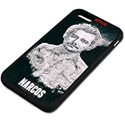 Funda iPhone 6 6S Case,Narcos Pablo Escobar [PC+ TPU] Case Funda iPhone 6 6S 4.7-Inch Anti-Scratch Shock-Absorbing Bumper Back Panel Protective Cover Phone case-7 D8W5GTV