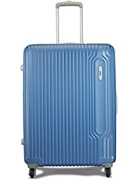 VIP Track Polycarbonate 76 Cms Artic Blue Hardsided Check-in Luggage (Track)