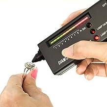 Kit tester V2 diamanti gioielleria strumento selezione + case + 60x zoom lente TE20