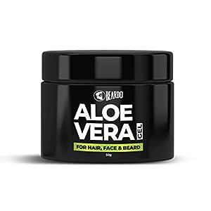 Beardo Aloe Vera Gel For Hair, Face & Beard (50 gm)