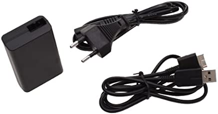 Imported 100~240V AC Power Adapter Home Travel Power Charger for PS VITA with EU Plug