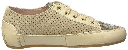 Tosca Blu Damen Citrino Sneakers Beige (TORTORA C76)