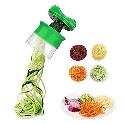 Gemüse- und Fruchthobel aus Edelstahl Mandoline Gemüsereibe Abnehmbar, Kartoffelschneider Manuelle Essen Slicer Obstschneider Käse Cutter