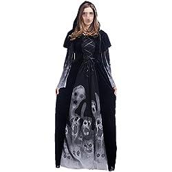 Disfraz de Vampiresa o Novia Cadaver
