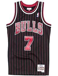 Mitchell   Ness Toni kukoc   7 Chicago Bulls 1995 – 96 swingman ... bf58adb77702