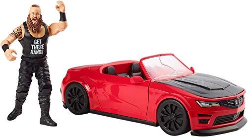 WWE Wrekkin Slam  Mobile Playset, Multicolore, GDC21