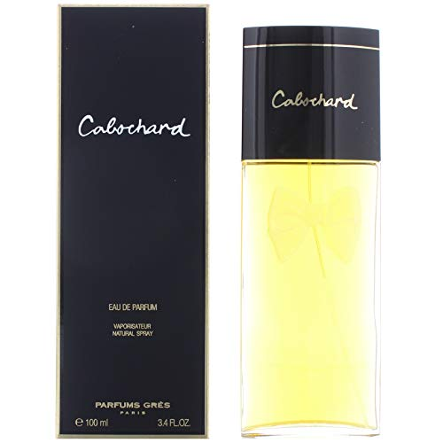 Grès Cabochard Eau de Parfum en flacon vaporisateur 100 ml, 1er Pack (1 x 100 ml)