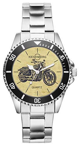 Regalo per Harley Davidson Breakout Motocicletta Fan Autista Kiesenberg Orologio 20409