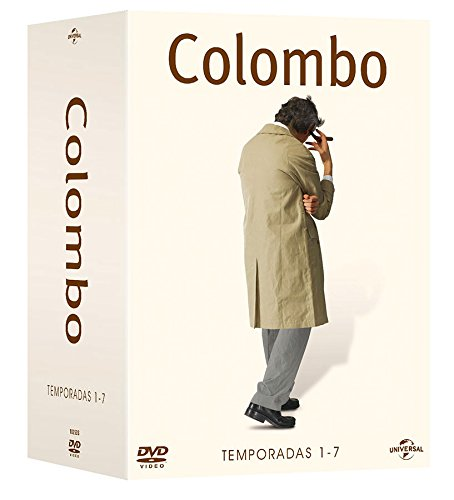 Megapack: Colombo - Temporadas 1-7 [DVD]