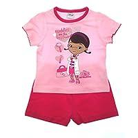Disney Doc McStuffins Girls Long Pyjamas Pjs