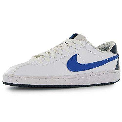 Nike, Brutez Plus Scarpe Bambino Bianco Bianco/Royal 38 EU