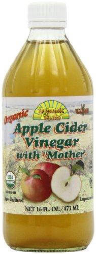 Preisvergleich Produktbild Koscherer biologischer Apfelessig mit Mother